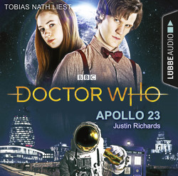 Doctor Who – Apollo 23 von Nath,  Tobias, Richards,  Justin