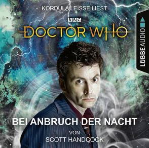 Doctor Who – Bei Anbruch der Nacht von Handcock,  Scott, Leiße,  Kordula, Meier,  Frauke