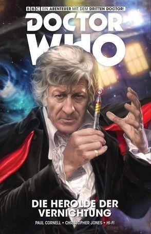 Doctor Who – Der dritte Doctor von Cornell,  Paul, Hi-Fi, Jones,  Christopher, Kern,  Claudia