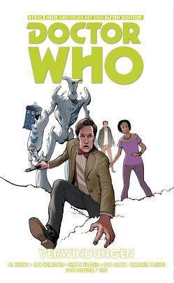 Doctor Who – Der elfte Doctor von Ewing,  Al, Fraser,  Simon, Kern,  Claudia, Williams,  Rob