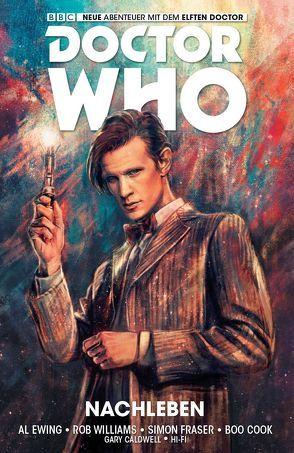 Doctor Who – Der elfte Doctor von Ewing,  Al, Fraser,  Simon, Williams,  Rob