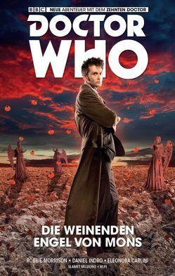 Doctor Who – Der zehnte Doctor von Carlini,  Eleonora, Indro,  Daniel, Kern,  Claudia, Morrison,  Robbie