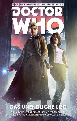 Doctor Who – Der zehnte Doctor von Abadzis,  Nick, Carlini,  Eleonora, Casagrande,  Elena, Kern,  Claudia, Romero,  Leonardo