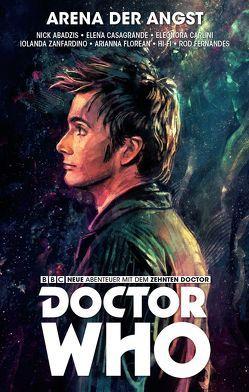 Doctor Who – Der zehnte Doctor von Abadzis,  Nick, Carlini,  Eleonore, Casagrande,  Elena, Kern,  Claudia, Zanfardino,  Iolanda