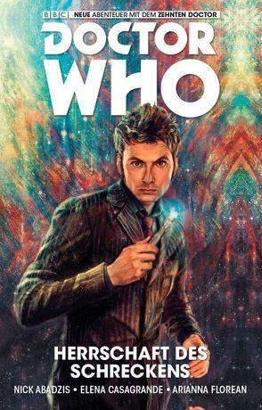 Doctor Who – Der zehnte Doctor von Abadzis,  Nick, Casagrande,  Elena, Florean,  Arianna