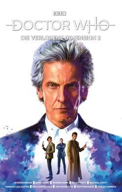 Doctor Who – Die verlorene Dimension von Bebby,  Emma, Diaz,  Wellington, Mann,  George, Renni,  Gordon, Rodriguez,  Ivan, Stott,  Rachael