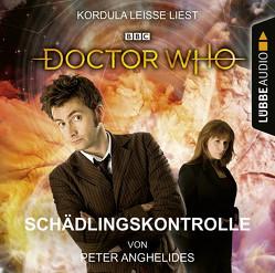 Doctor Who – Schädlingskontrolle von Anghelides,  Peter, Leiße,  Kordula, Meier,  Frauke