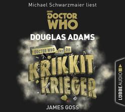 Doctor Who und die Krikkit-Krieger von Adams,  Douglas, Goss,  James, Merz,  Axel, Schwarzmaier,  Michael