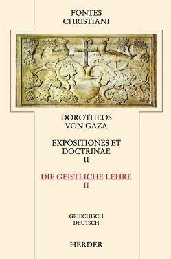 Doctrinae Diversae II /Die geistliche Lehre II von Dorotheus von Gaza, Pauli,  Judith
