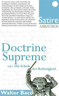 Doctrine Supreme von Baco,  Walter