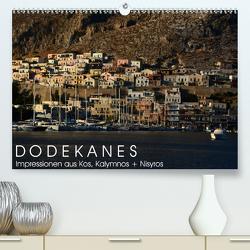 Dodekanes – Impressionen aus Kos, Kalymnos und Nisyros (Premium, hochwertiger DIN A2 Wandkalender 2020, Kunstdruck in Hochglanz) von Manz,  Katrin