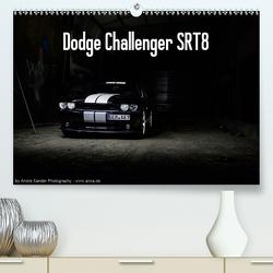 Dodge Challenger SRT8 (Premium, hochwertiger DIN A2 Wandkalender 2020, Kunstdruck in Hochglanz) von Xander,  Andre