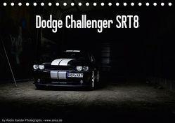 Dodge Challenger SRT8 (Tischkalender 2019 DIN A5 quer) von Xander,  Andre