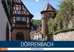 Dörrenbach – Ansichtssache (Wandkalender 2019 DIN A3 quer) von Bartruff,  Thomas
