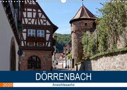 Dörrenbach – Ansichtssache (Wandkalender 2020 DIN A3 quer) von Bartruff,  Thomas