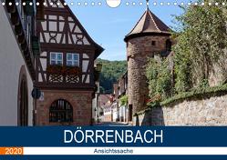 Dörrenbach – Ansichtssache (Wandkalender 2020 DIN A4 quer) von Bartruff,  Thomas