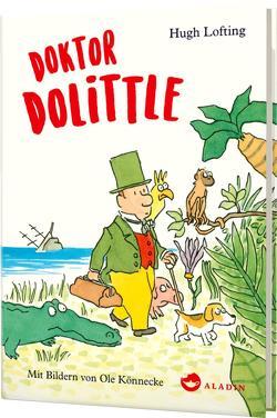 Doktor Dolittle von Könnecke,  Ole, Lofting,  Hugh, Schiffer,  E. L.