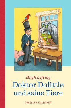 Doktor Dolittle von Haefs,  Gisbert, Lofting,  Hugh, Vogel,  Heike