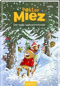 Doktor Miez – Das weiße Weihnachtswunder von Walko
