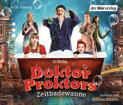 Doktor Proktors Zeitbadewanne von Nesbø,  Jo, Schmidt,  Andreas, Schmidt-Henkel,  Hinrich