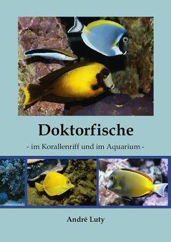 Doktorfische im Korallenriff und im Aquarium von Luty,  Andrè