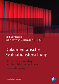 Dokumentarische Evaluationsforschung von Bohnsack,  Ralf, Nentwig-Gesemann,  Iris