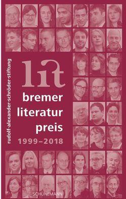 Dokumentation Bremer Literaturpreis 1999-2018