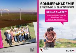 Dokumentation Sommerakademie 2018 Kulturstiftung Hohenmölsen