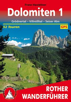 Dolomiten 1 (E-Book) von Hauleitner,  Franz