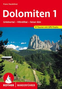 Dolomiten 1 von Hauleitner,  Franz