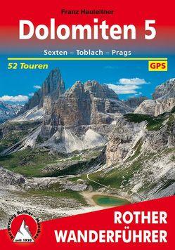 Dolomiten 5 (E-Book) von Hauleitner,  Franz