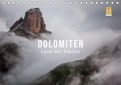 Dolomiten – Land der Träume (Tischkalender 2019 DIN A5 quer) von Gospodarek,  Mikolaj