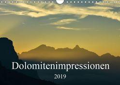 Dolomitenimpressionen (Wandkalender 2019 DIN A4 quer) von Seitz,  Michael