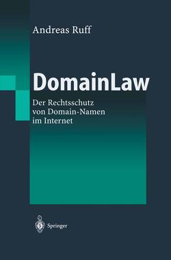 DomainLaw von Ruff,  Andreas