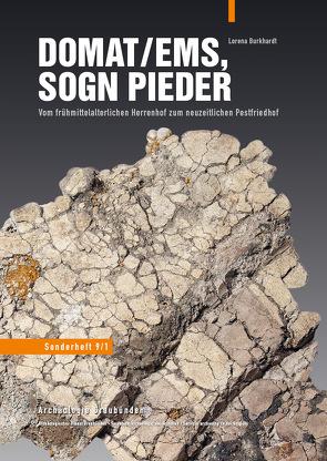 Domat/Ems Sogn Pieder von Archäologischer Dienst Graubünden, Burkhardt,  Lorena