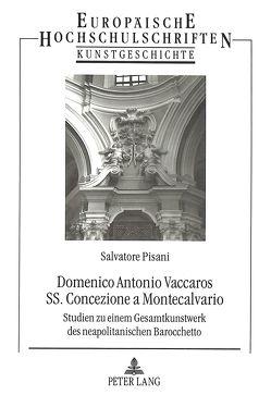 Domenico Antonio Vaccaros SS. Concezione a Montecalvario von Pisani,  Salvatore