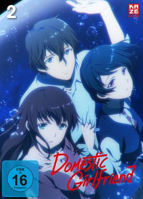 Domestic Girlfriend – DVD 2 von Ihata,  Shota