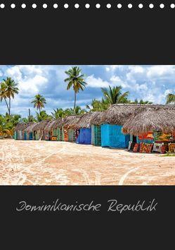Dominikanische Republik (Tischkalender 2019 DIN A5 hoch) von hessbeck.fotografix