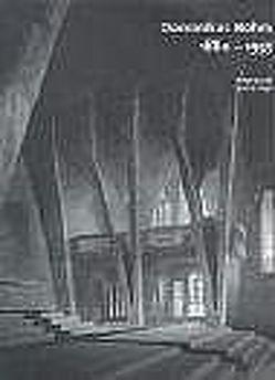 Dominikus Böhm 1880-1955 von Flagge,  Ingeborg, James-Chakraborty,  Kathleen, Nielsen,  Christine, Pehnt,  Wolfgang, Speidel,  Manfred, Voigt,  Wolfgang, Weller,  Christian
