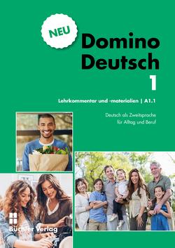 Domino Deutsch / Domino Deutsch A1.1 von Büchler,  Susanne