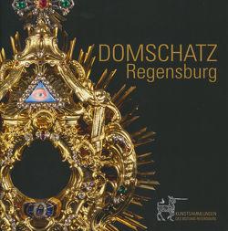 Domschatz Regensburg von Amann,  Ines, Richter,  Gerald
