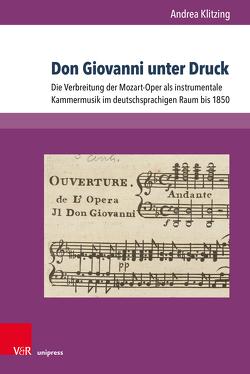 Don Giovanni unter Druck von Klitzing,  Andrea