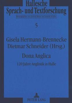 Dona Anglica von Hermann-Brennecke,  Gisela, Schneider,  Dietmar