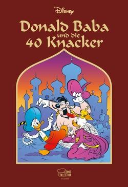 Donald Baba und die 40 Knacker von Buchholz,  Manuela, Disney,  Walt, Penndorf,  Gudrun, Walter,  Susanne