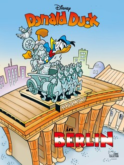 Donald Duck in Berlin von Disney,  Walt