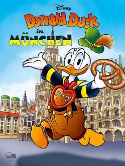 Donald Duck in München von Disney,  Walt