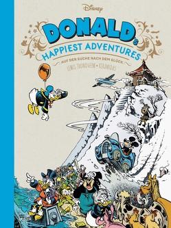 Donald's Happiest Adventures von Disney,  Walt, Keramidas,  Nicolas, Pröfrock,  Ulrich, Trondheim,  Lewis