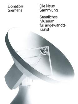 Donation Siemens an Die Neue Sammlung von WICHMANN