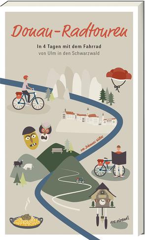 Donau-Radtouren von Wilkes,  Johannes