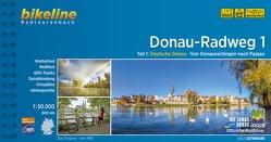 Donauradweg / Donau-Radweg 1 von Esterbauer Verlag